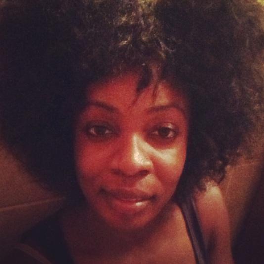 Anowa, natural hair