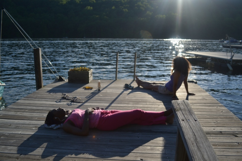 Rest & Relaxation on the dock